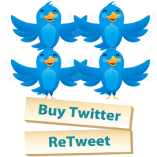 Buy Real Twitter Retweet