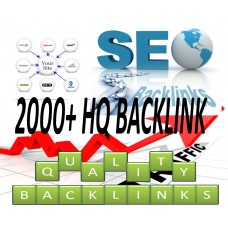 2000 Backlink, Search Engine Submission and Ping Service